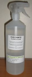 CHECK MITE / CHECKMITE CLEAN AND CLEAR READY TO USE SPRAYER 1LTR
